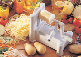 raw foods spiral slicer