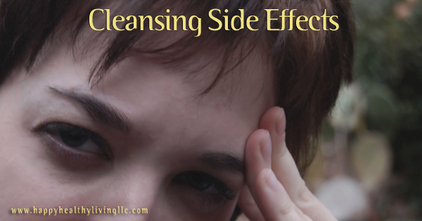cleansing side effects